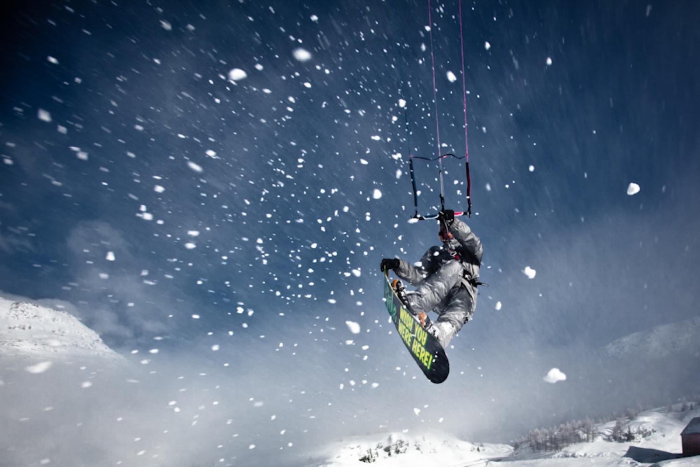Kite Rider Pascal Nessier